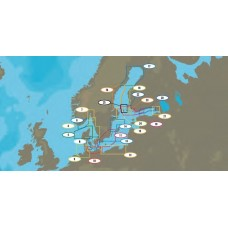 Mapa: 4, Hoganas to Fredrikstad