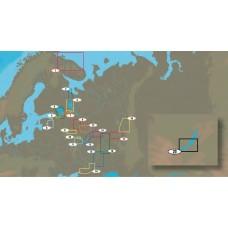 Mapa: 1, Pechenga - Lumbovskiy Gulf