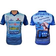 Profesionálny rybársky dres SPORTS