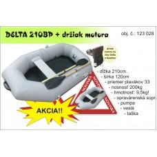 Albastar DELTA 210 bez podlahy + držiak motora