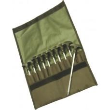 Kolíky Tandembaits na bivak 10ks kovové
