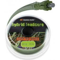 FC Hybrid Leadcore 50 lb / 10 m Weed
