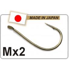 Professional Match rybárske háčiky  M X2 - TB