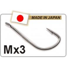 Professional Match rybárske háčiky  M X3 - TB