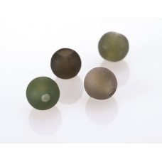 Beads with tapered bore / weed 15 pcs