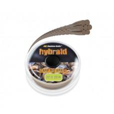 FC Hybraid  kaprove šnury 30 lb / 20 m Gravel