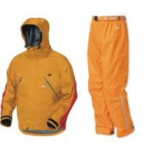 GeoffAnderson set XERA2 bunda+XERA2 nohavice oranž/červ