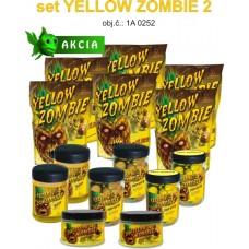 Atraktívny obchodnícky set boilies Yellow Zombie