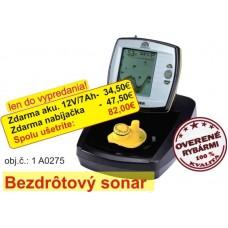 Sonar bezdrôtový + Aku7Ah + nabíjačka