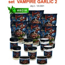 Atraktívny obchodnícky set Vampire Garlic