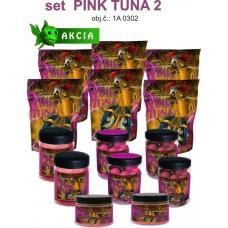 Atraktívny obchodnícky set Pink Tuna