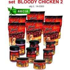 Atraktívny obchodnícky set Bloody Chicken