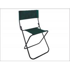 5ks Rybárska stolička SPORTS X s opierkou 40cm/100kg