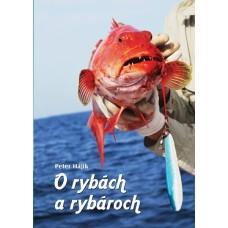knižka O rybách a rybároch