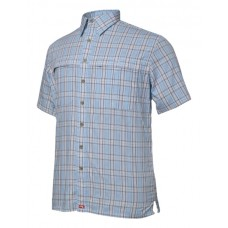 TONGA GEOFF Anderson košeľa kr.r. modrá