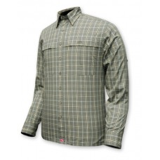 TONGA GEOFF Anderson košeľa dl.r. zelená