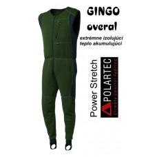 GINGO Polartec GEOFF Anderson overal XS
