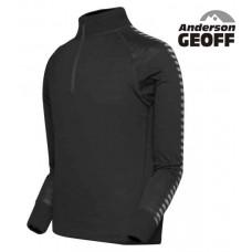 GEOFF spodné prádlo OTARA 150 top (black)