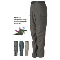 Hike zone nohavice GEOFF Anderson   zelené