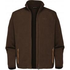 Dozer Fleece bunda (brown/hnedá)