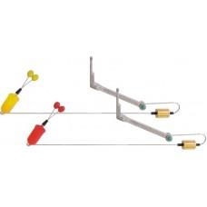 Rybársky Swinger SWB svietiaci baterkový SWB žltý 2ks