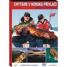 DVD Chytáme v Norsku přívlačí