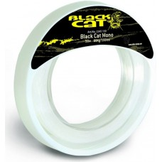 Šokový vlasec Black Cat mono 1,0mm/54kg/50m