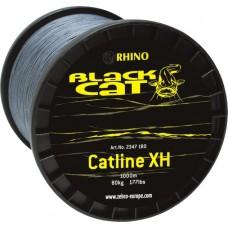 Sumcová šnúra Black Cat catline XH 80kg/250m