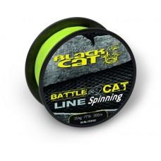 Battle Cat Line Spinning 300m - žltá sumcová šnúra