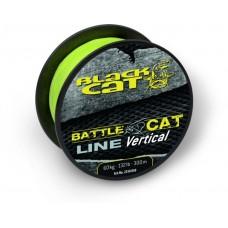 0,50mm Battle Cat Line Vertical 300m 60kg žltá farba