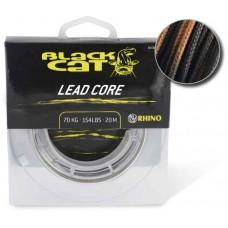 Rybárska olovenka pre sumčiarov Coated Lead Core 20m