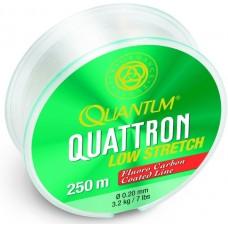 vlasec quantum quattron low stretch Fluoro carbon 0,20m