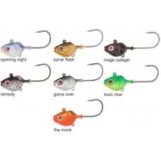 JIG hlavička ryby s háčikom - PELA