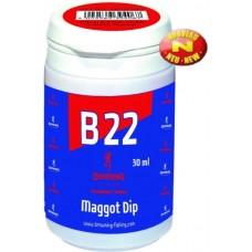 B22 Browning dip na kostné červy