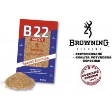 B22 MATCH Groundbait 850g