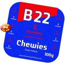 B22 Chewies Soft Pellety 100g