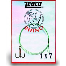 Lanko oceľové rhino steel traces 1x7, 1ks