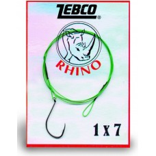 Lanko oceľové rhino steel traces 1x7,# 2