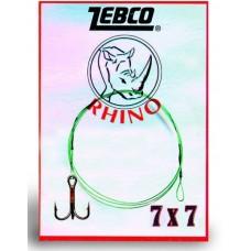 Lanko oceľové rhino steel traces 7x7,# 8