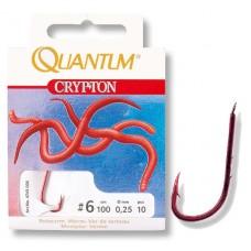 Nadväzec quantum crypton red worm veľ.: 2