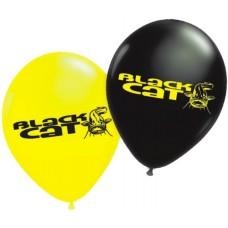 Smčiarske označovacie balóny Black Cat