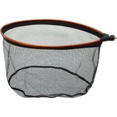 50cm Landing Net No-Snag Latex M 38cm 28
