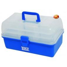 kufrík zebco, 3poschodia, 36.8x21.4x20cm