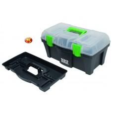 kufrík Eco S, zelený 15x17x30cm