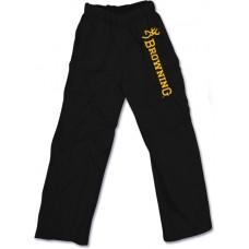Nohavice odolné vlhkosti Browning Overtrouser -čierne