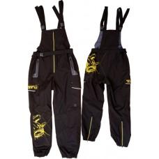 Nepremokavé vyvýšené nohavice na traky Black Cat