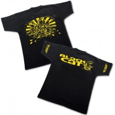 Oblečenie tričko – T Black Cat