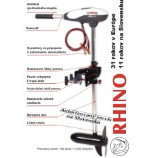Elektrický motor Rhino VX 28