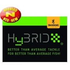 Rybárska nálepka Hybrid  A7 (10,5x7,5cm)