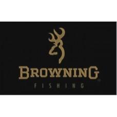 Aufkleber Browning, schw. Groß 24 x 15cm
